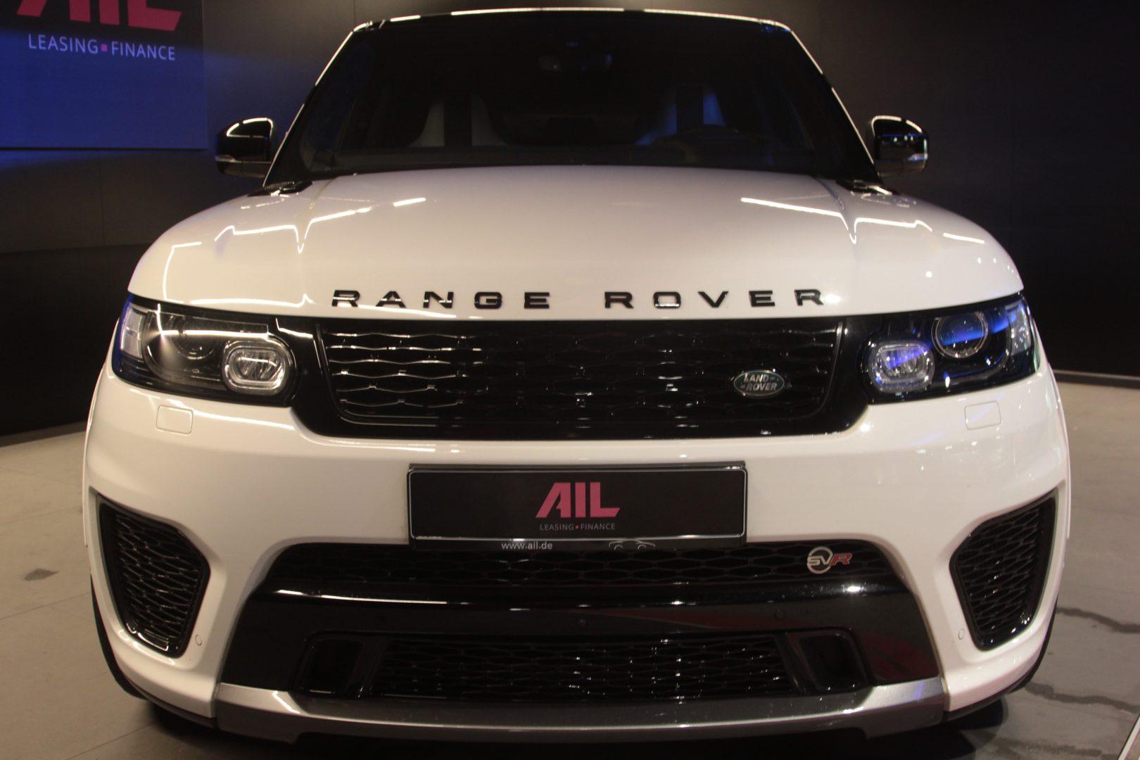 AIL Land Rover Range Rover Sport SVR 13
