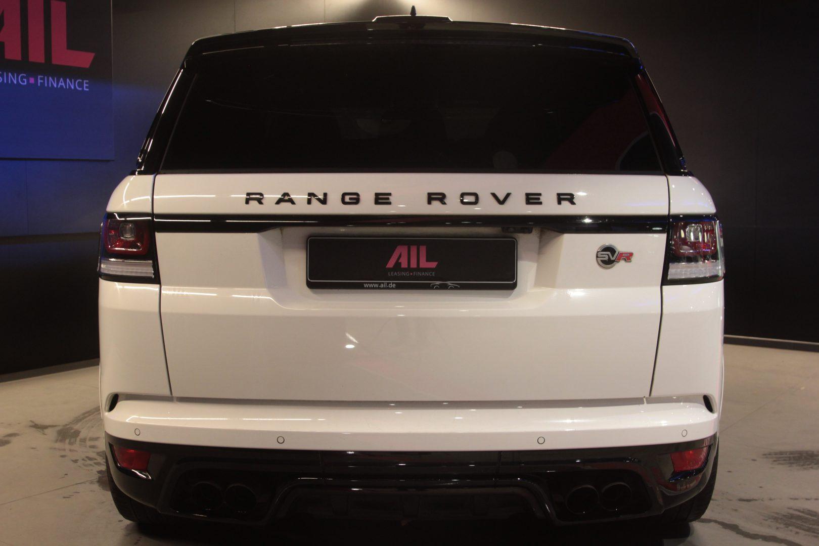 AIL Land Rover Range Rover Sport SVR 5