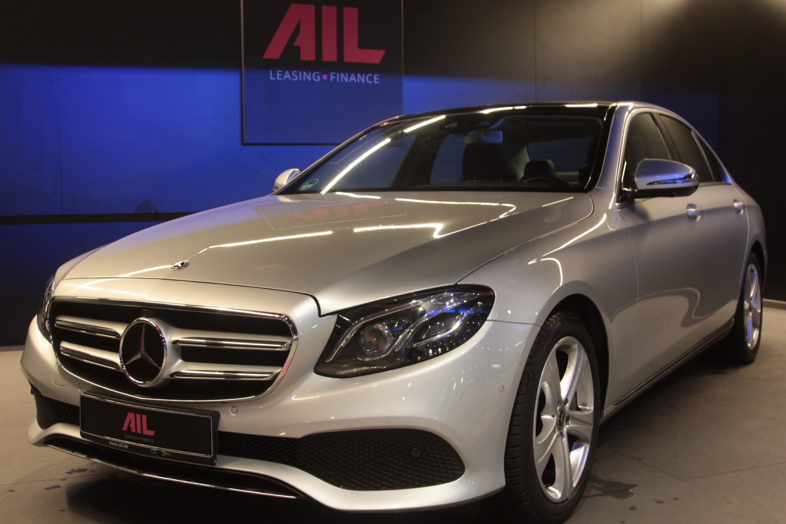 AIL Mercedes-Benz E 350 d 4Matic 13