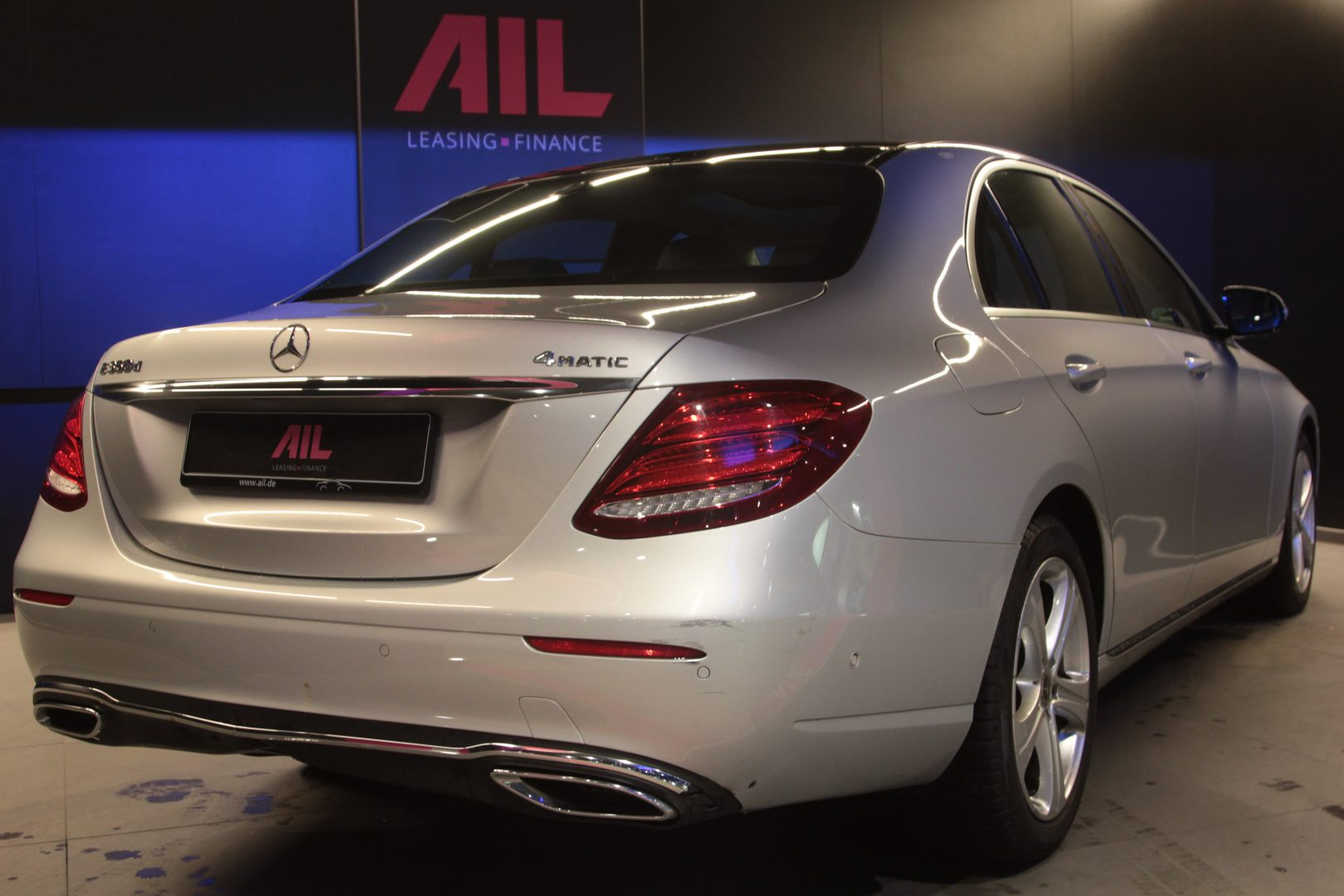 AIL Mercedes-Benz E 350 d 4Matic 7