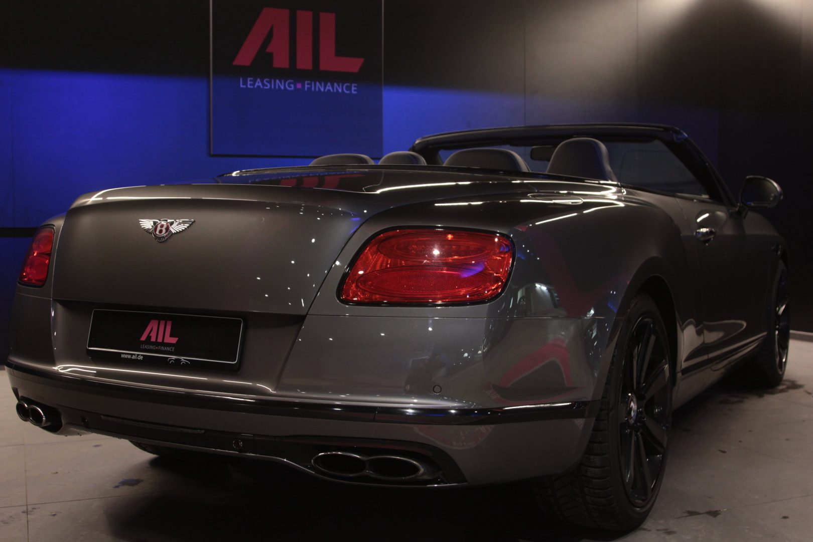 AIL Bentley Continental GTC V8 6