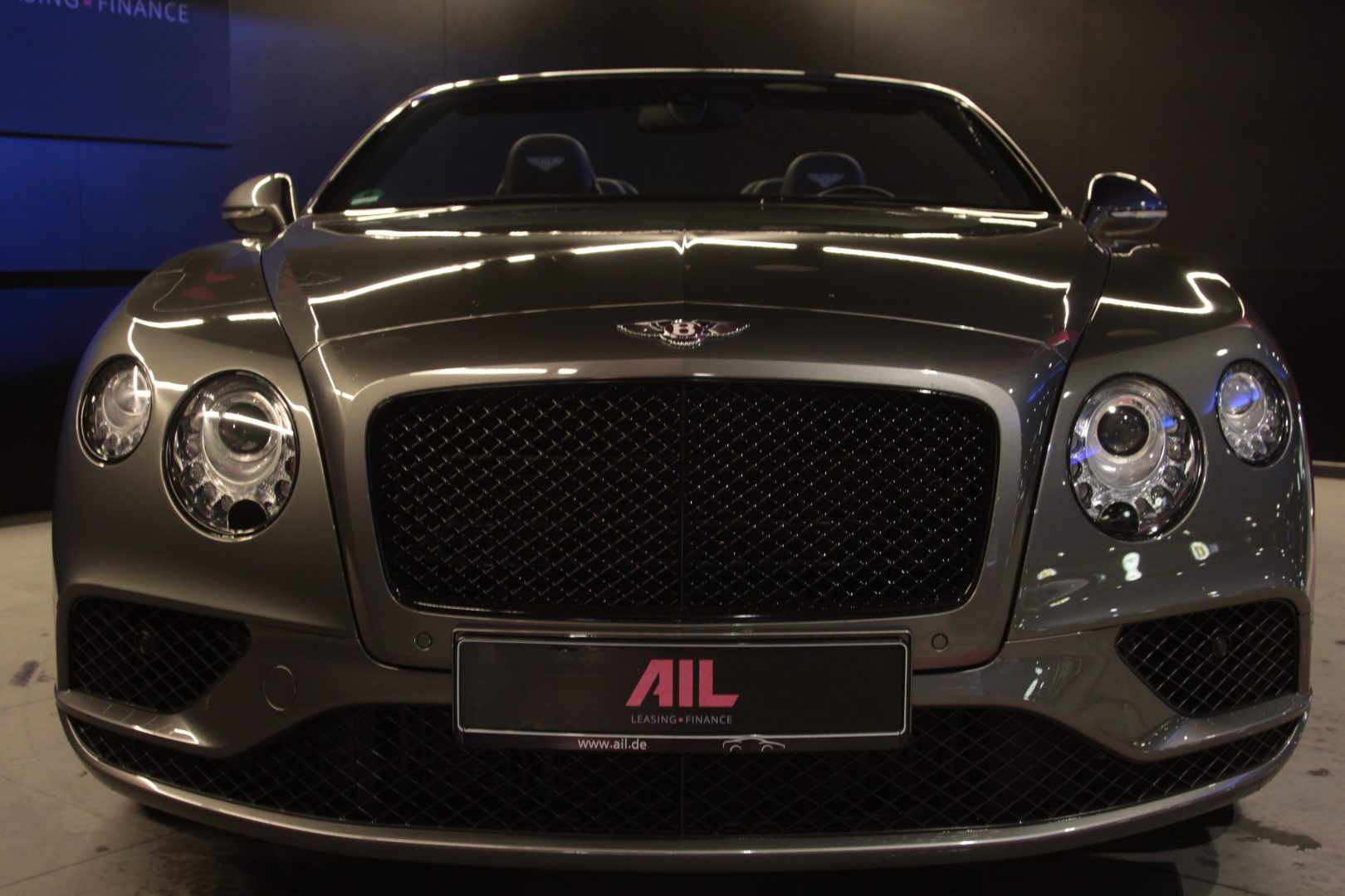 AIL Bentley Continental GTC V8 14