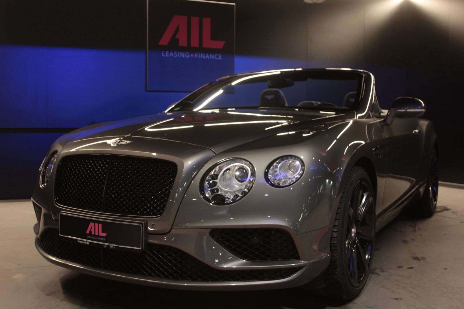 AIL Bentley Continental GTC V8 4