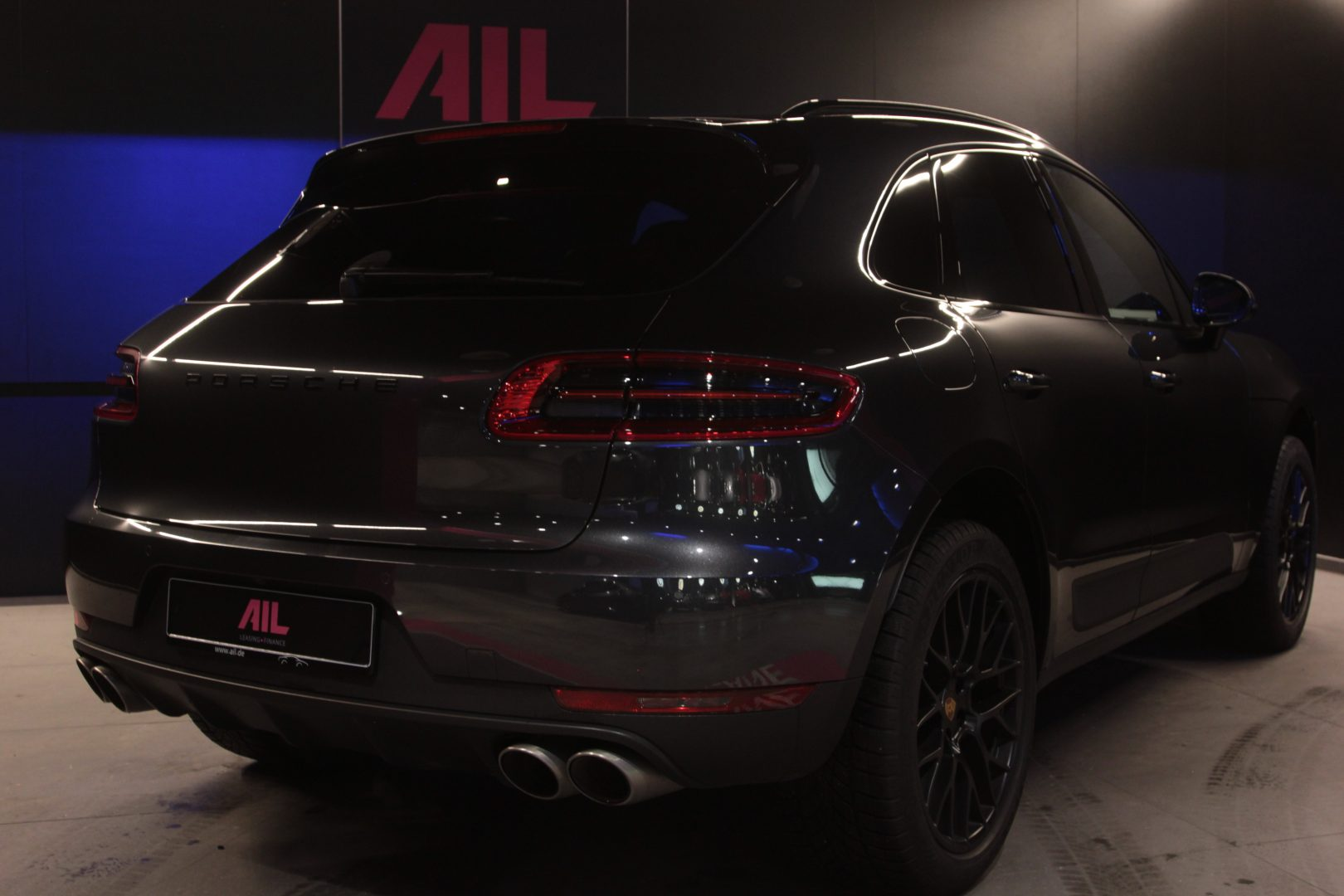 AIL Porsche Macan S Diesel 11