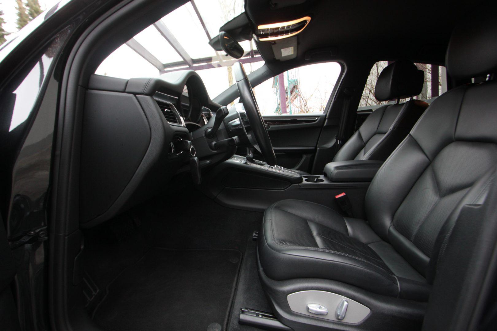 AIL Porsche Macan S Diesel 13