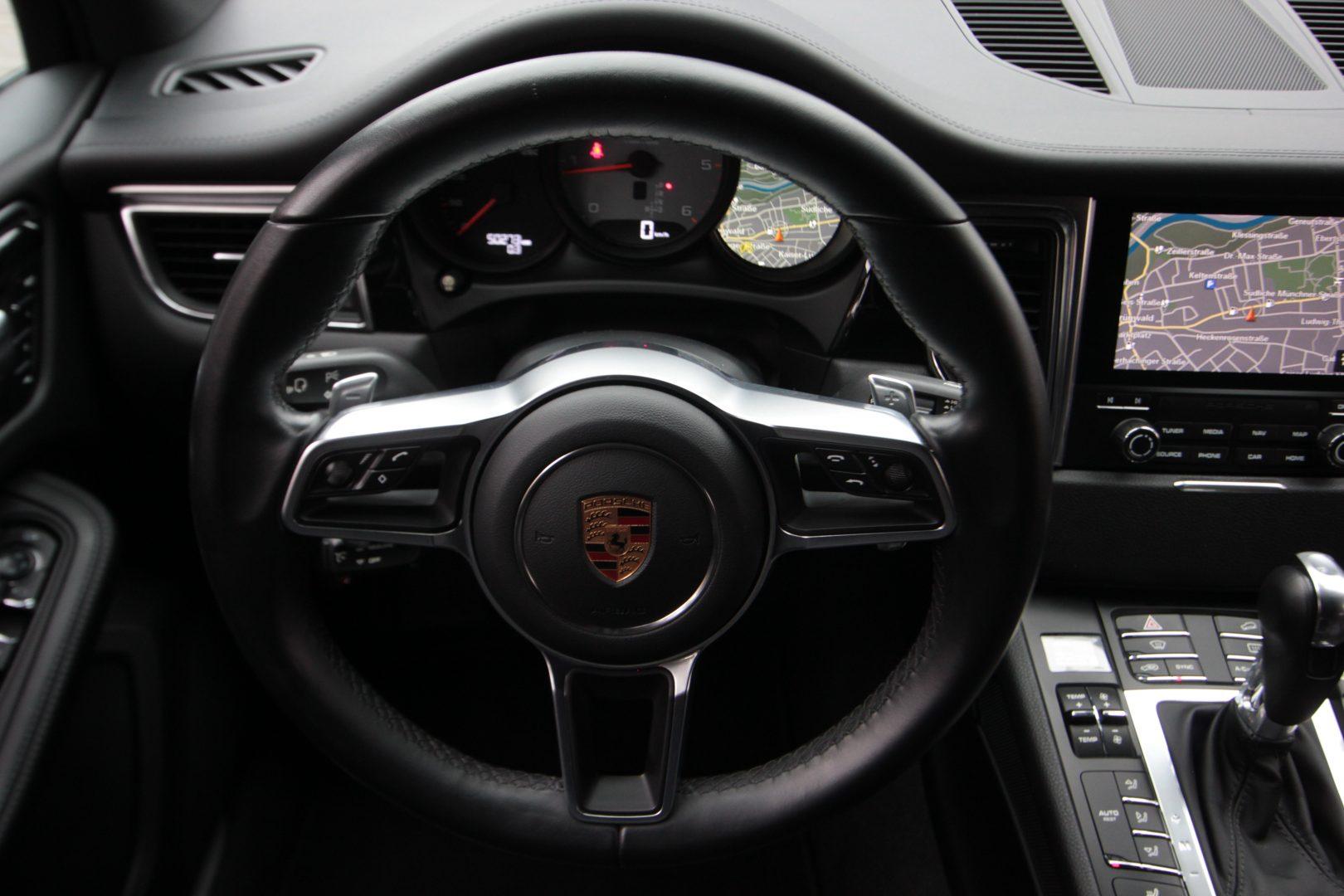 AIL Porsche Macan S Diesel 9