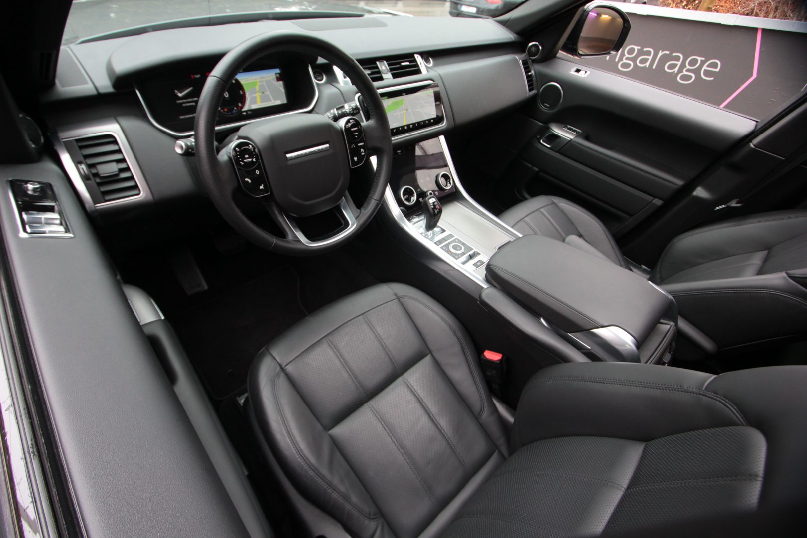 AIL Land Rover Range Rover Sport HSE 9