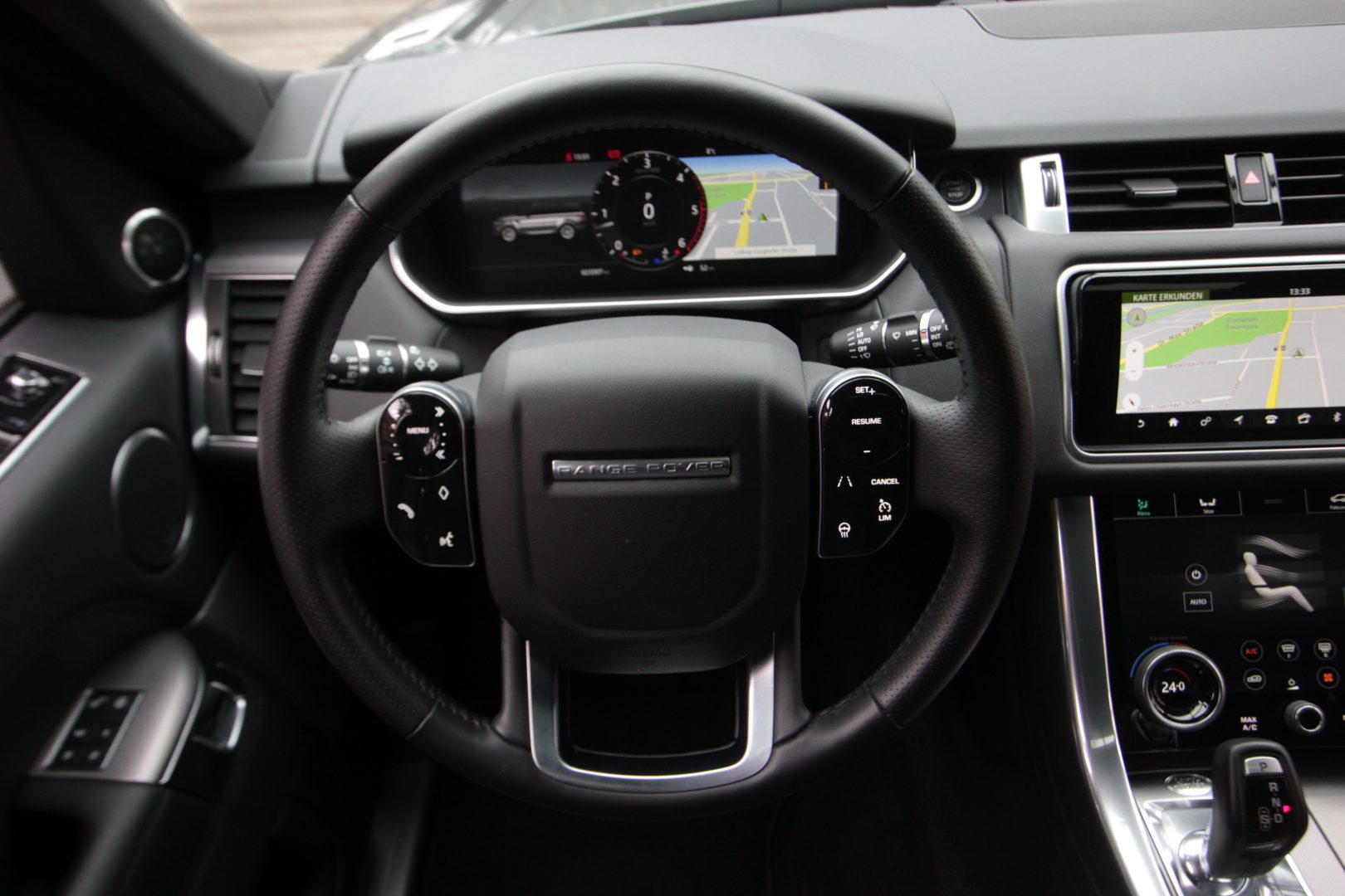 AIL Land Rover Range Rover Sport HSE 10