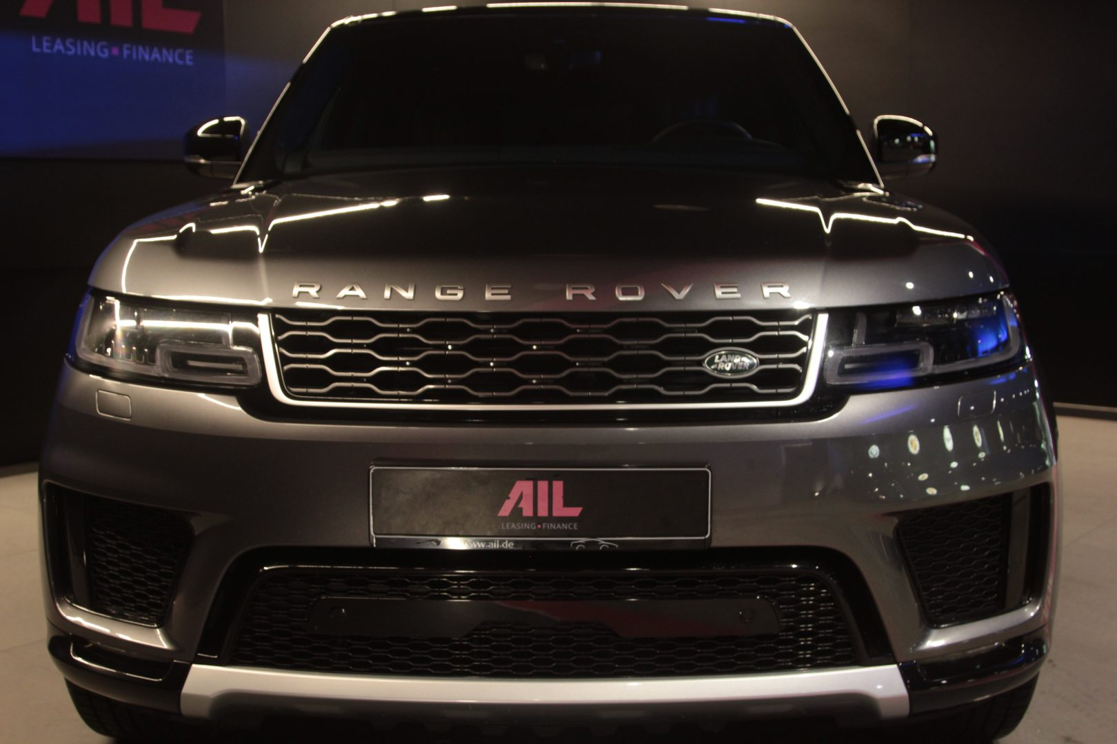 AIL Land Rover Range Rover Sport HSE 11