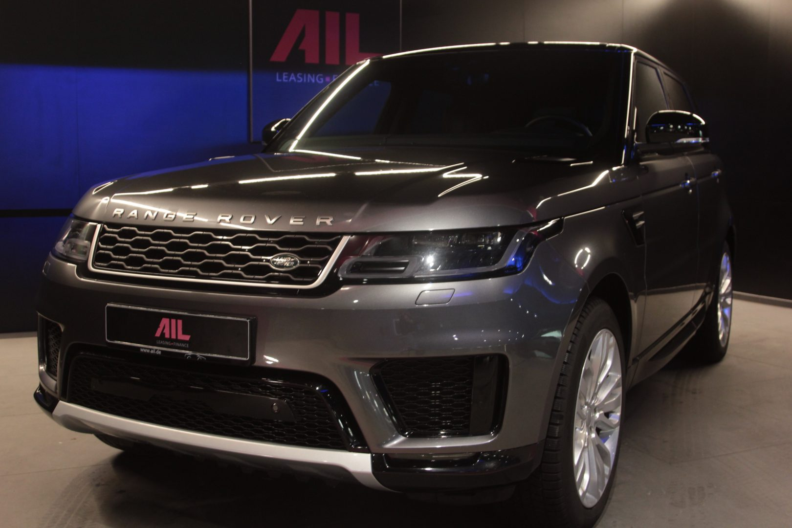 AIL Land Rover Range Rover Sport HSE 8