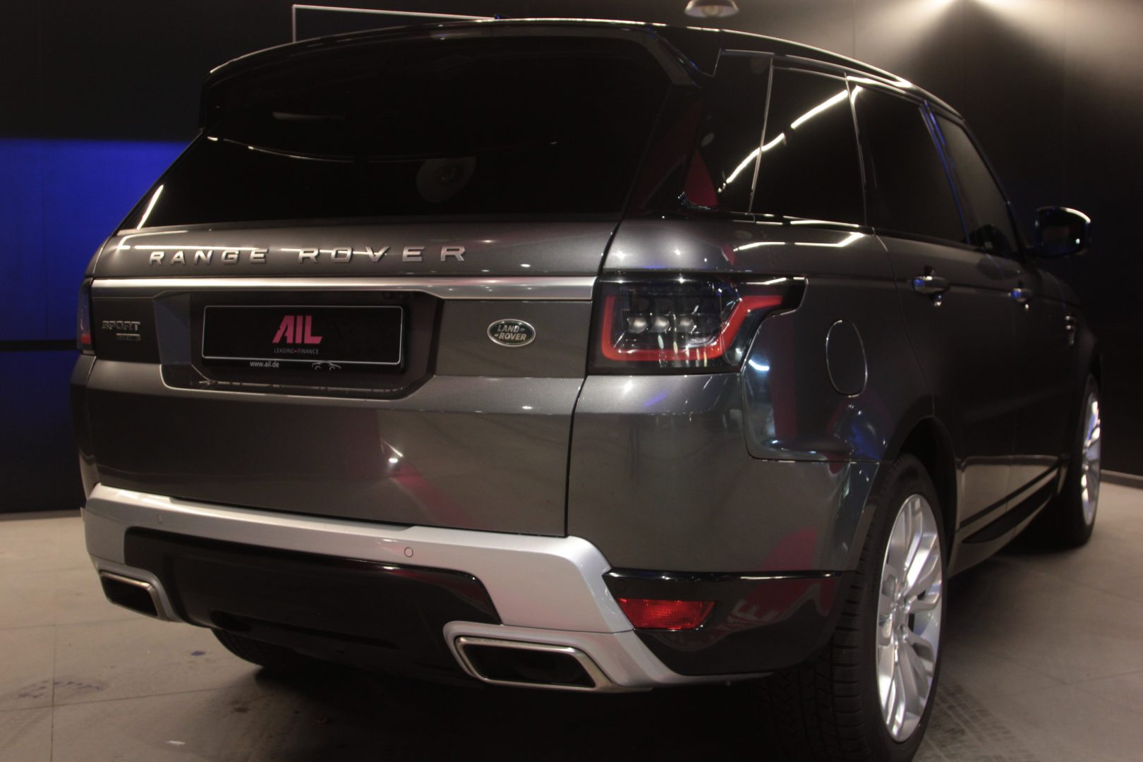 AIL Land Rover Range Rover Sport HSE 2