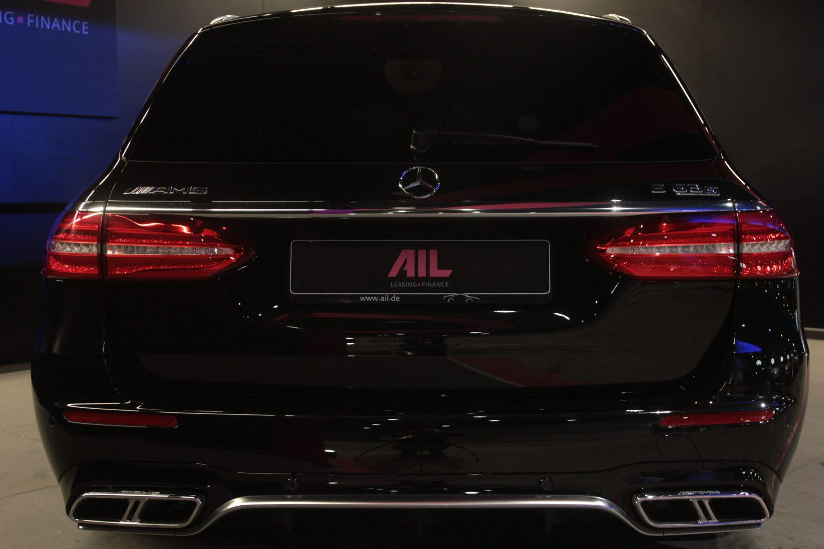 AIL Mercedes-Benz  E 63 AMG S 4Matic 8