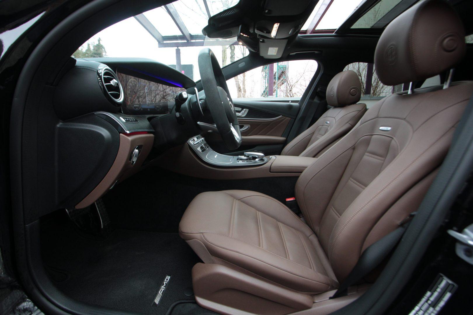 AIL Mercedes-Benz  E 63 AMG S 4Matic 7
