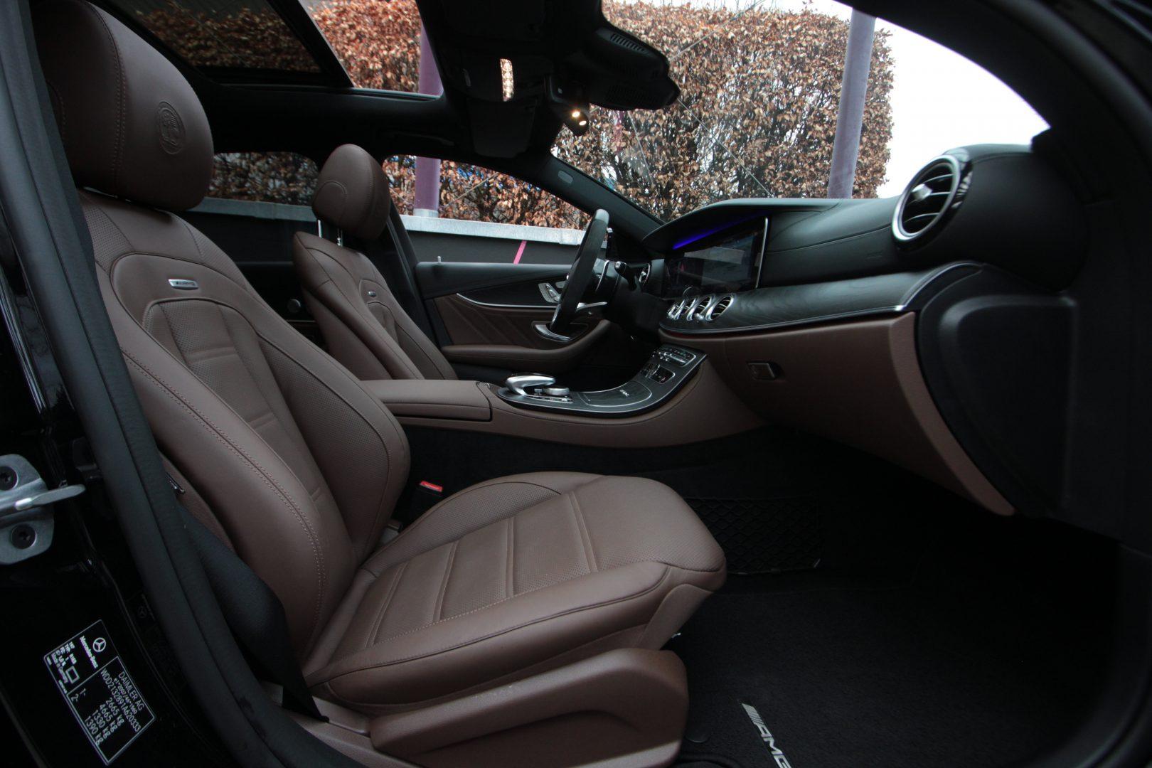 AIL Mercedes-Benz  E 63 AMG S 4Matic 4