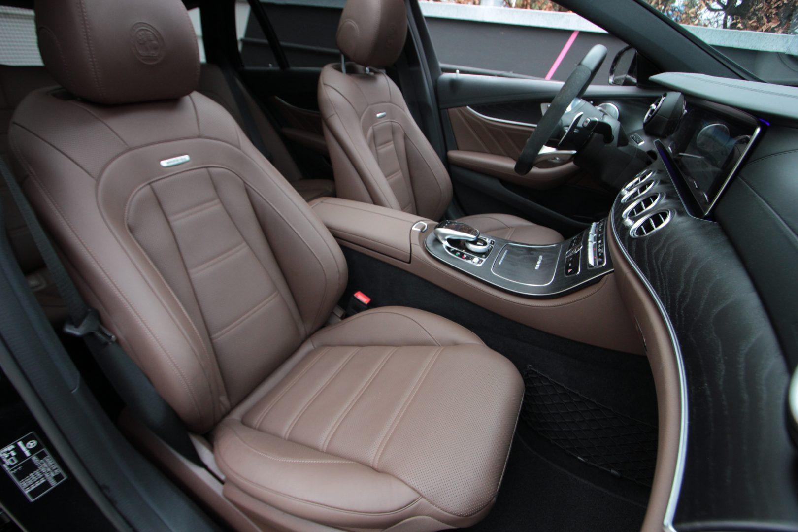 AIL Mercedes-Benz  E 63 AMG S 4Matic 1