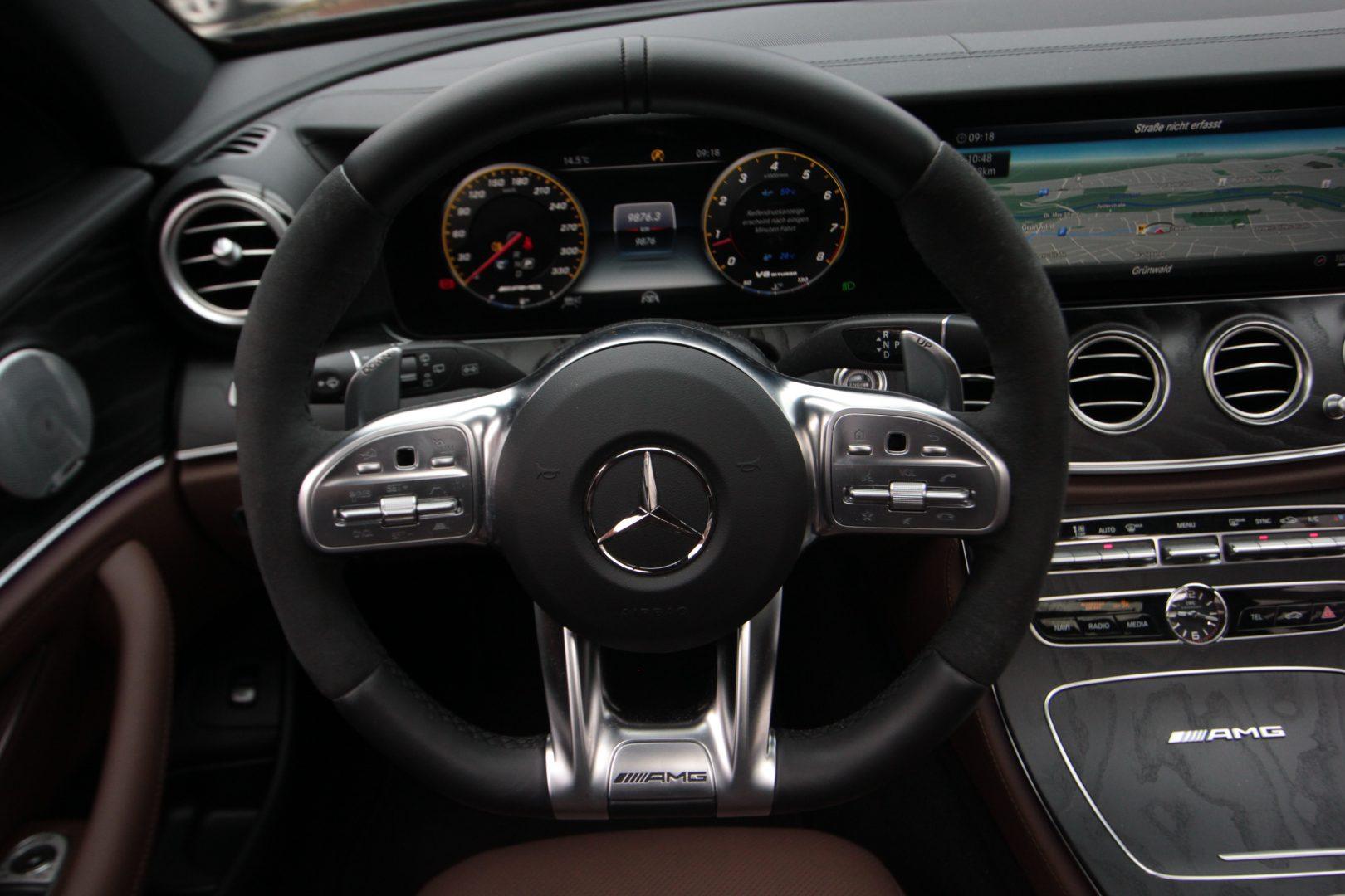 AIL Mercedes-Benz  E 63 AMG S 4Matic 3