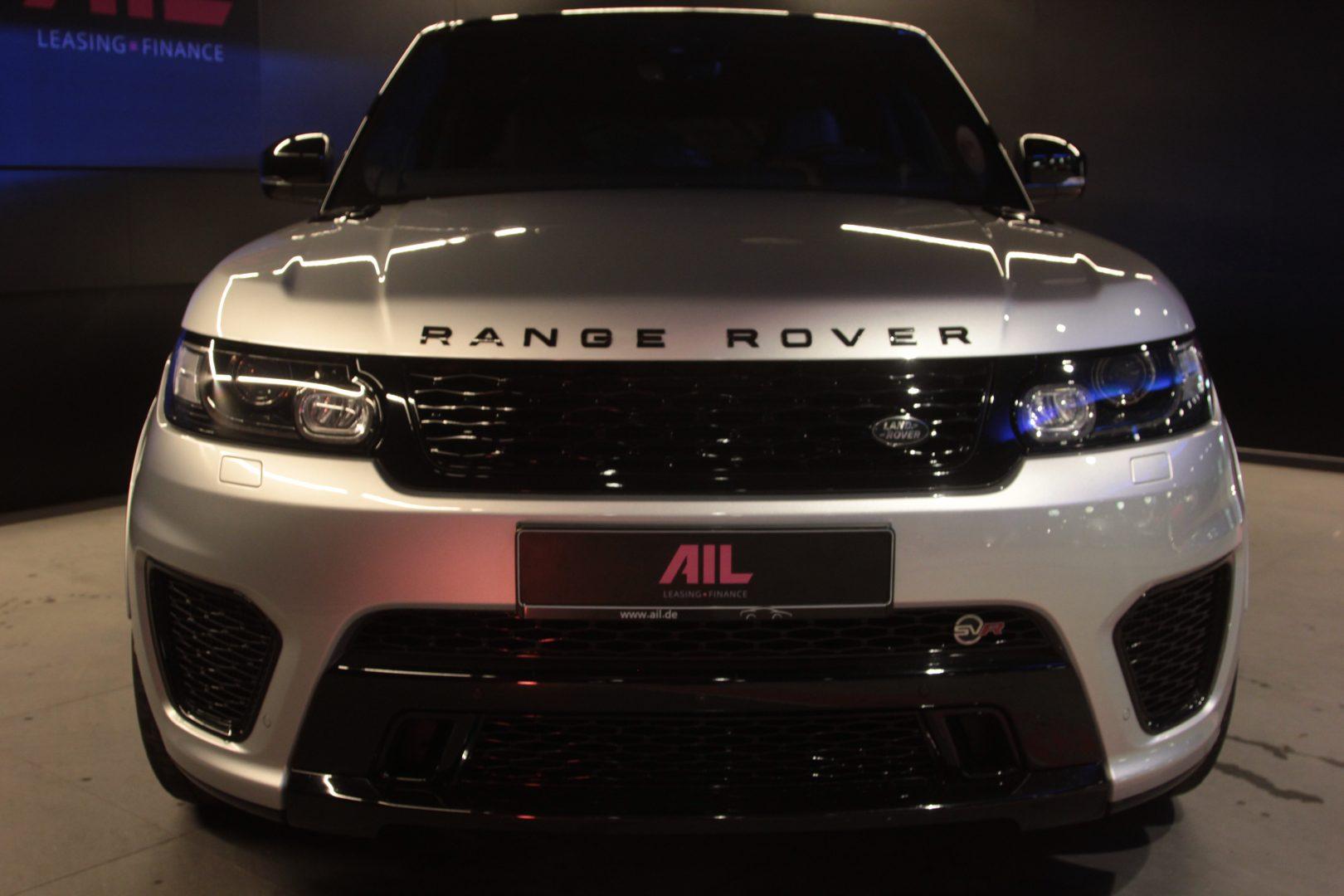 AIL Land Rover Range Rover Sport SVR 7
