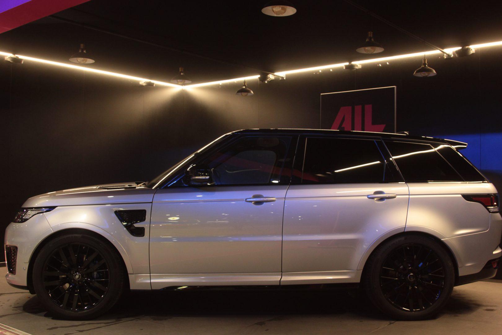 AIL Land Rover Range Rover Sport SVR 11