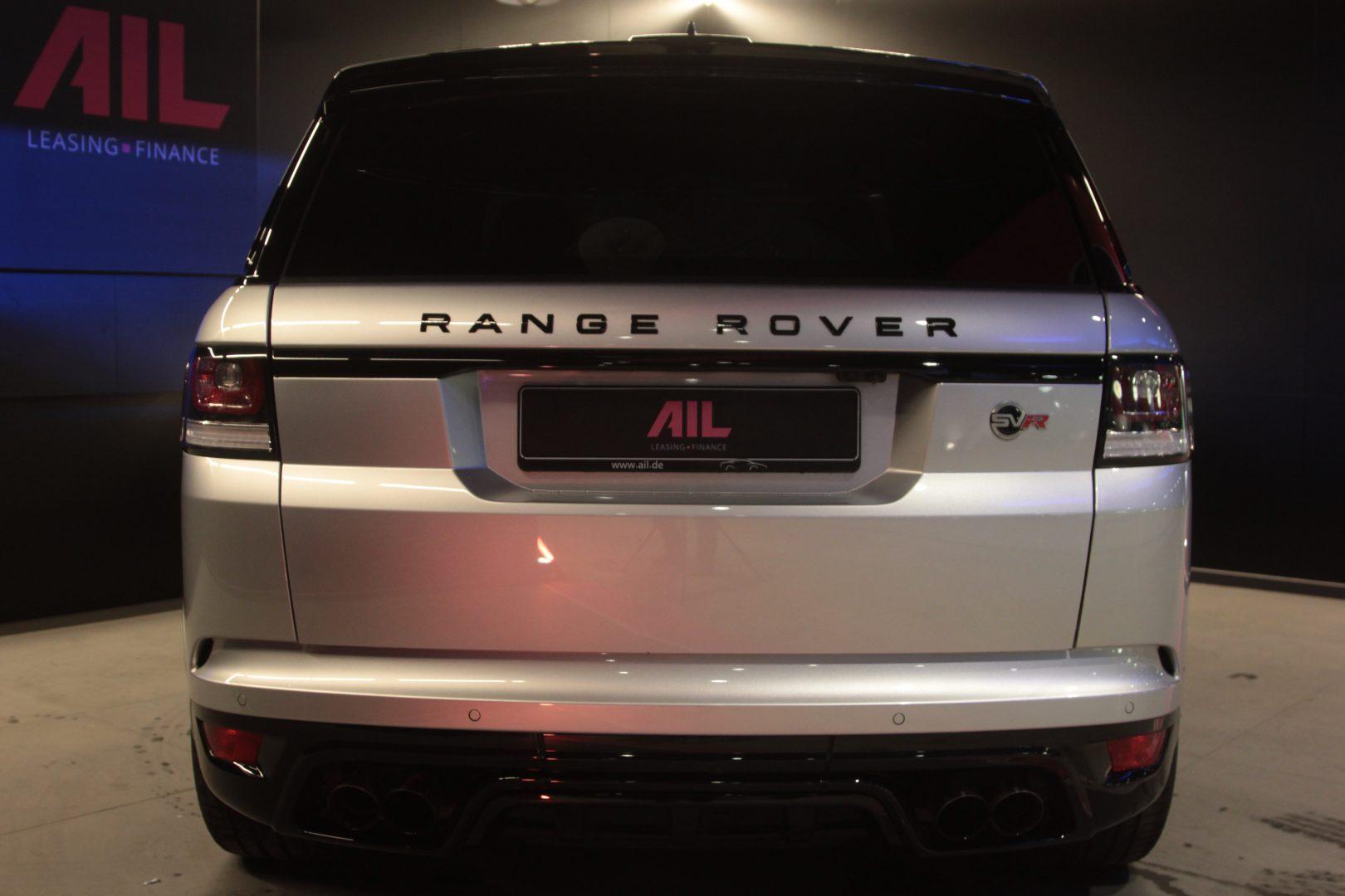 AIL Land Rover Range Rover Sport SVR 15
