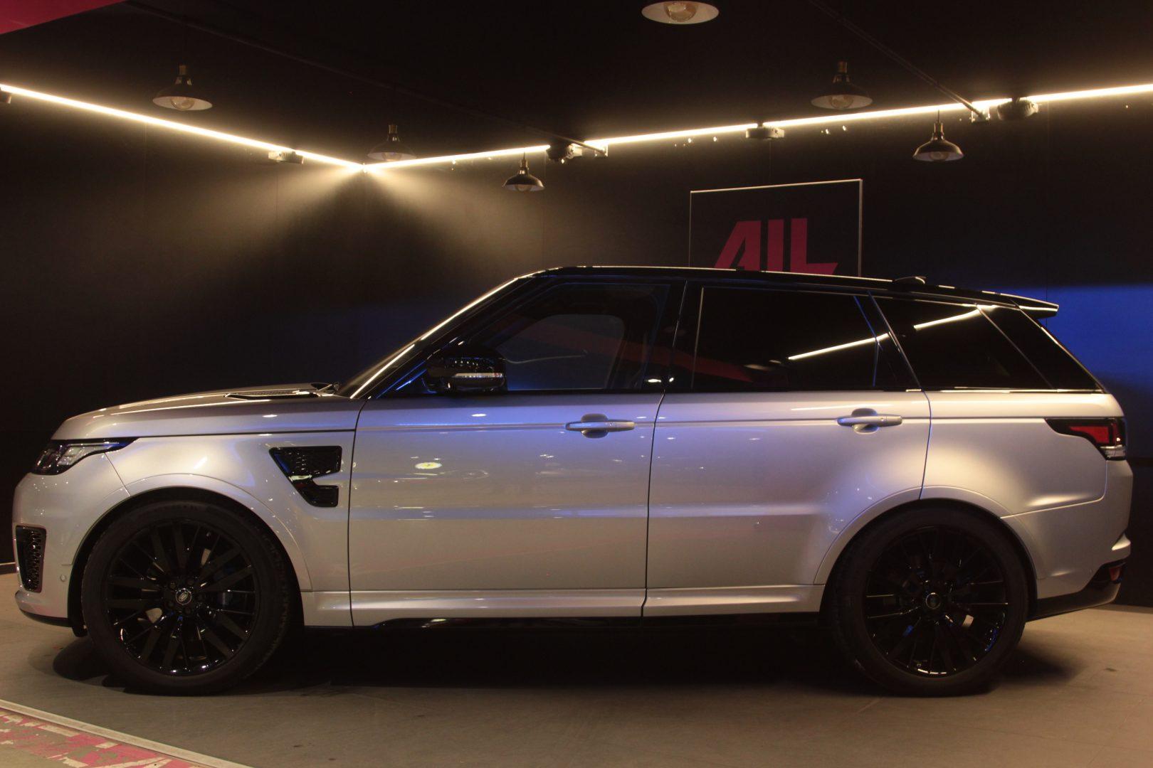 AIL Land Rover Range Rover Sport SVR 3
