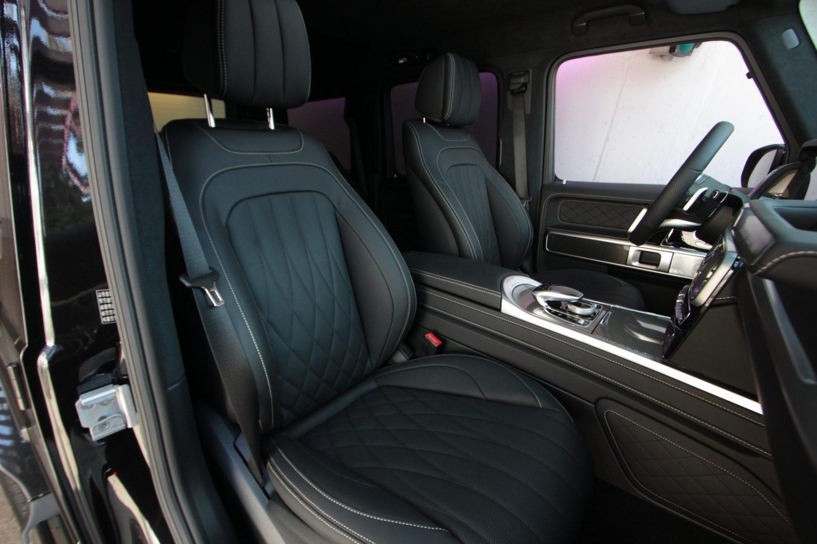AIL Mercedes-Benz G 400 d Stronger than time Edition 12