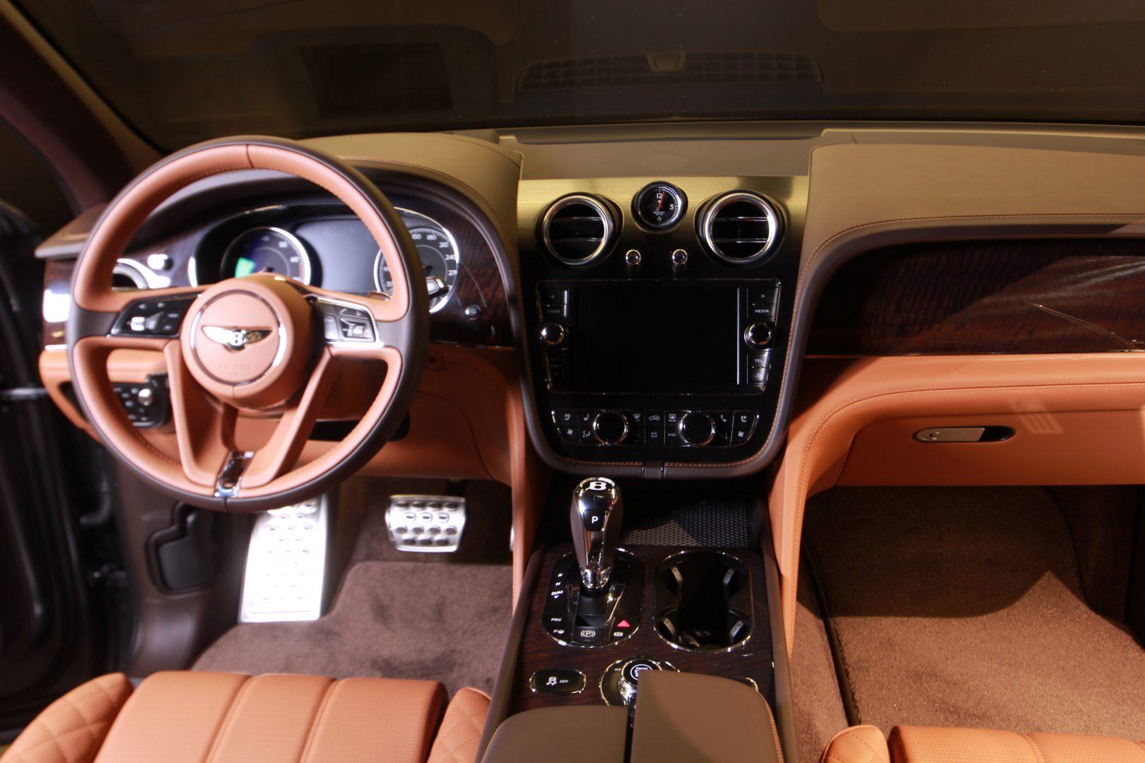 AIL Bentley Bentayga W12 Biturbo  7