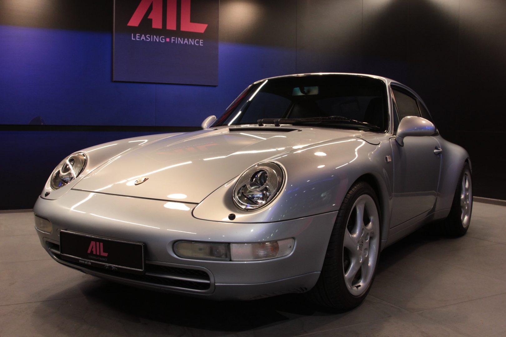 AIL Porsche 993 Carrera C2 3.6 Tiptronic 8