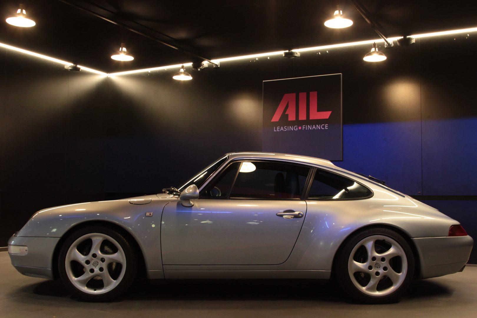 AIL Porsche 993 Carrera C2 3.6 Tiptronic 5