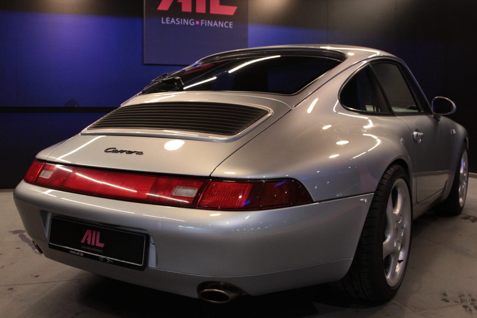 AIL Porsche 993 Carrera C2 3.6 Tiptronic 2
