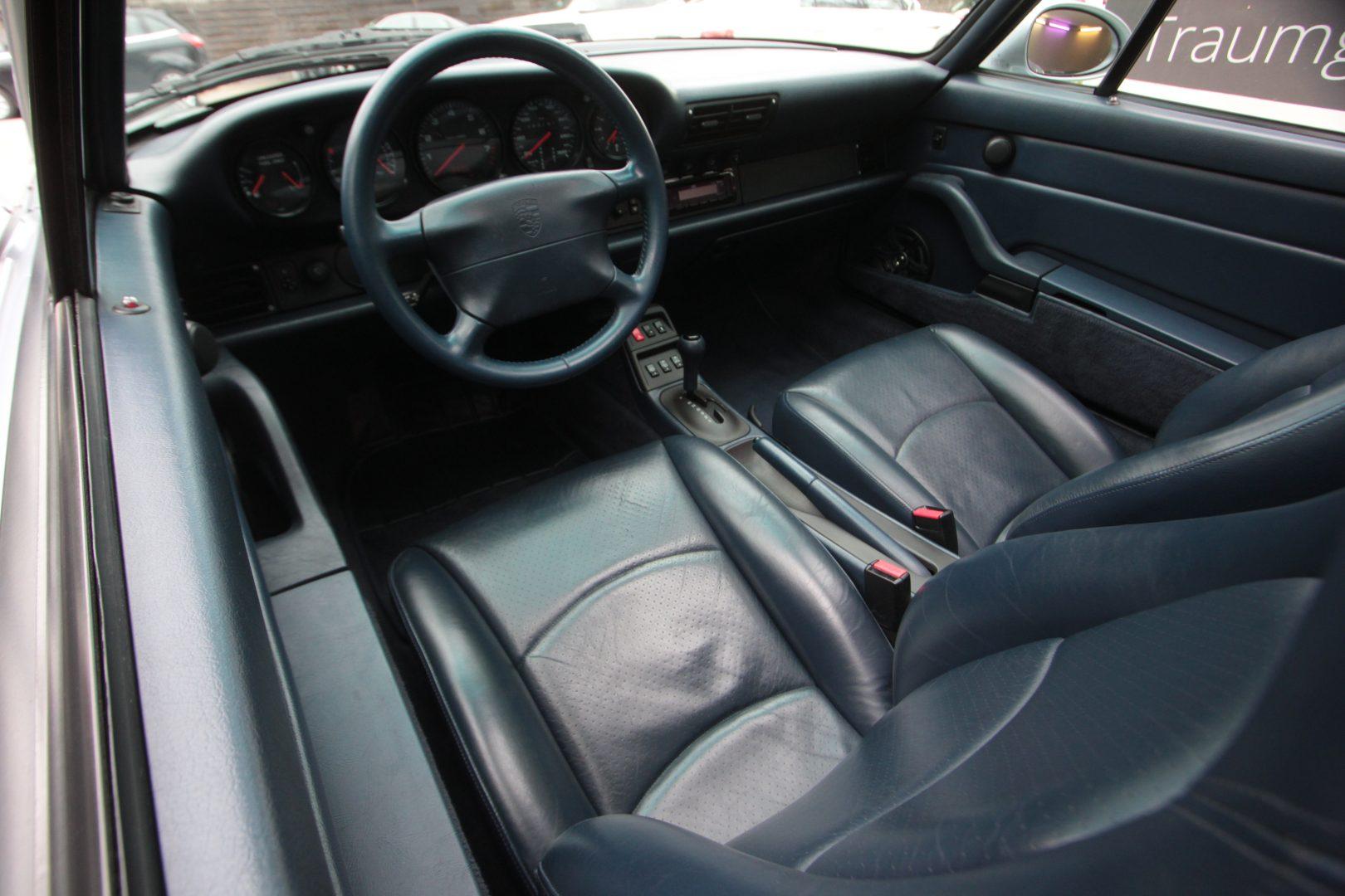 AIL Porsche 993 Carrera C2 3.6 Tiptronic 7