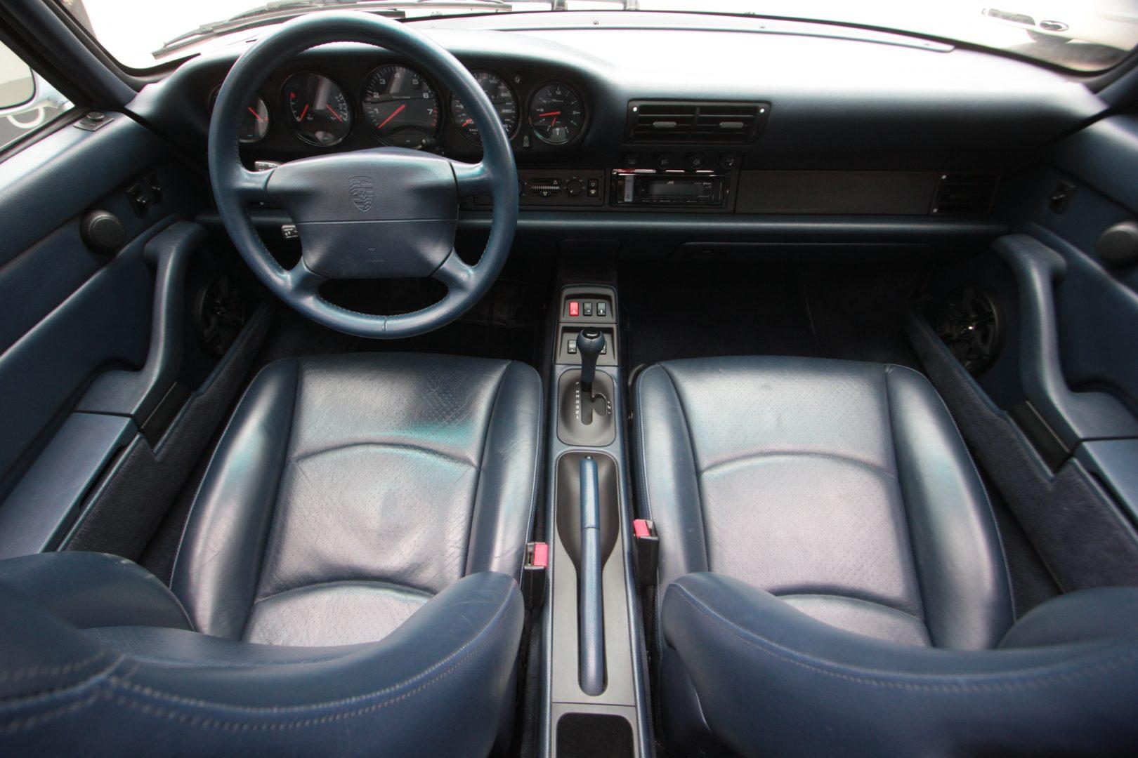 AIL Porsche 993 Carrera C2 3.6 Tiptronic 4