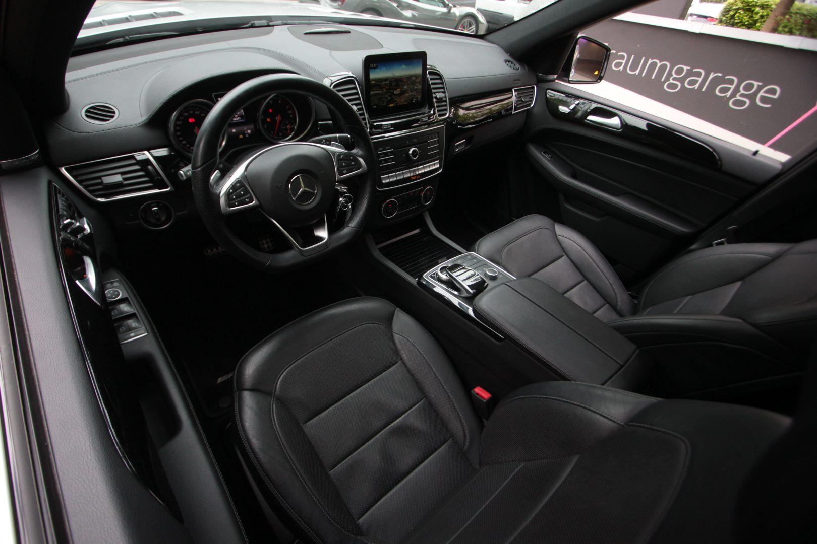 AIL Mercedes-Benz GLE 450 AMG 4Matic 9