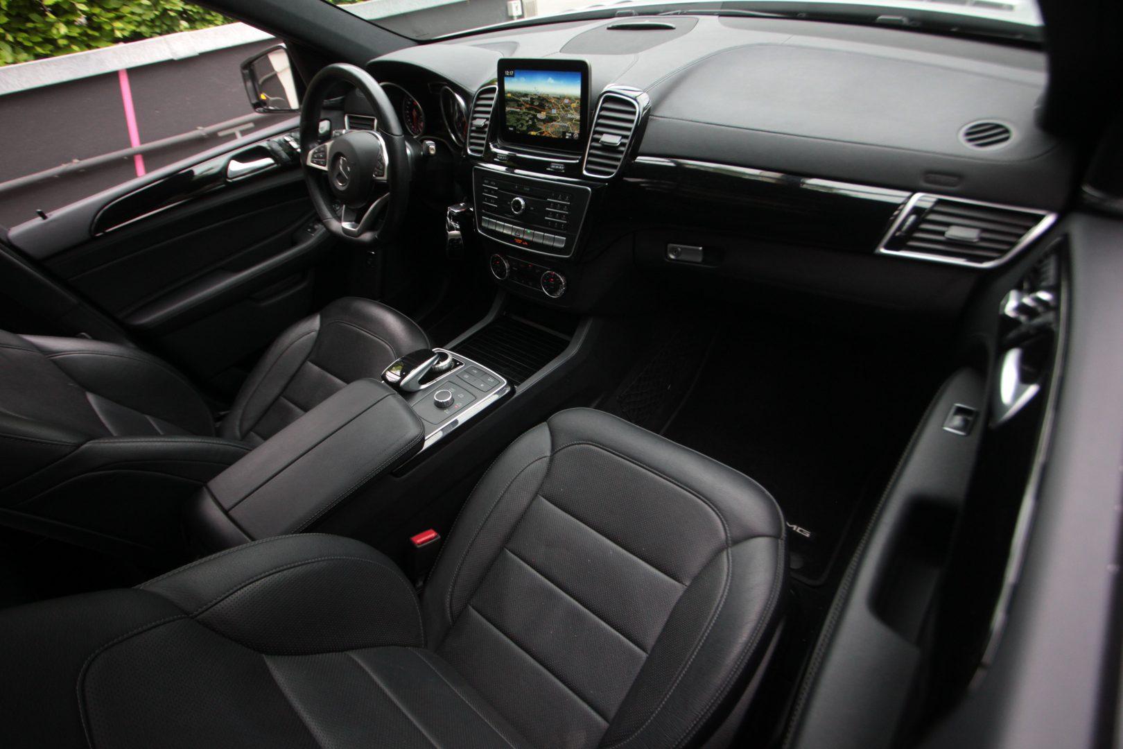 AIL Mercedes-Benz GLE 450 AMG 4Matic 7