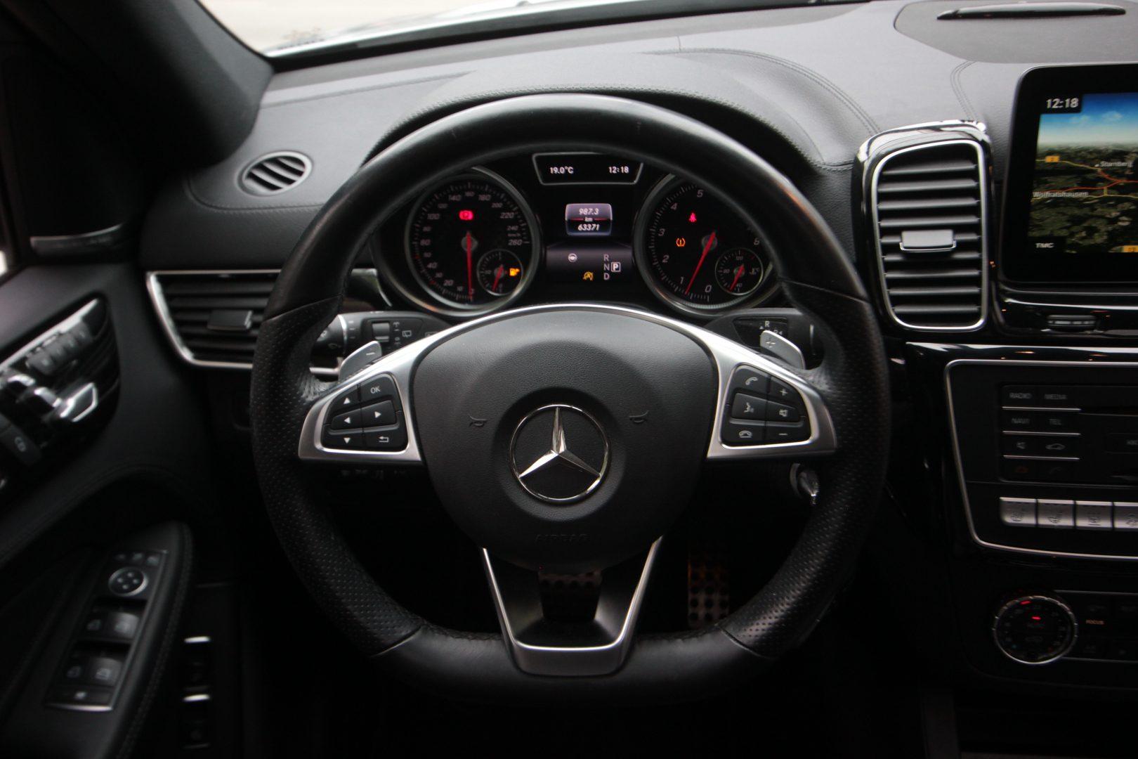 AIL Mercedes-Benz GLE 450 AMG 4Matic 1