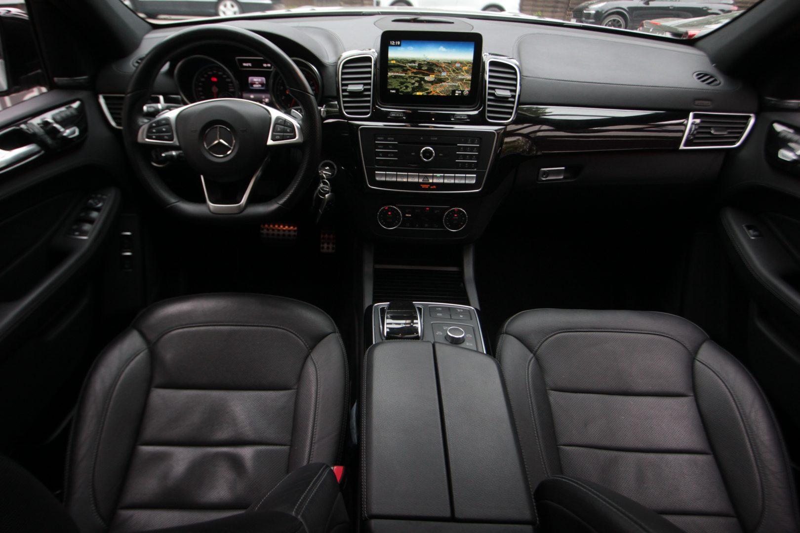 AIL Mercedes-Benz GLE 450 AMG 4Matic 5