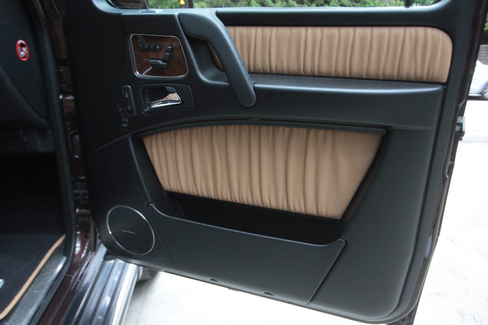 AIL Mercedes-Benz G 500 Exklusiv-Paket 13