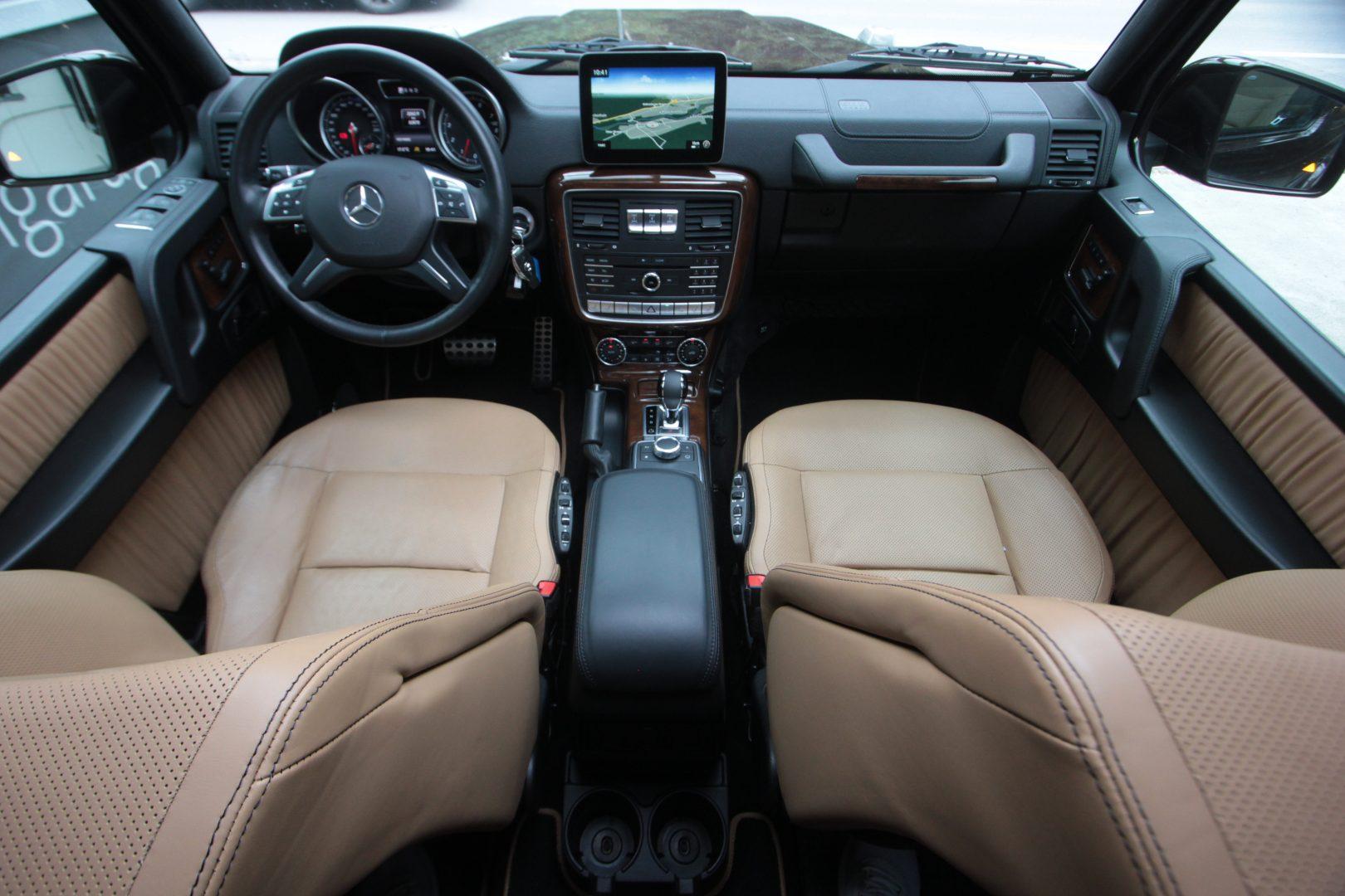 AIL Mercedes-Benz G 500 Exklusiv-Paket 9