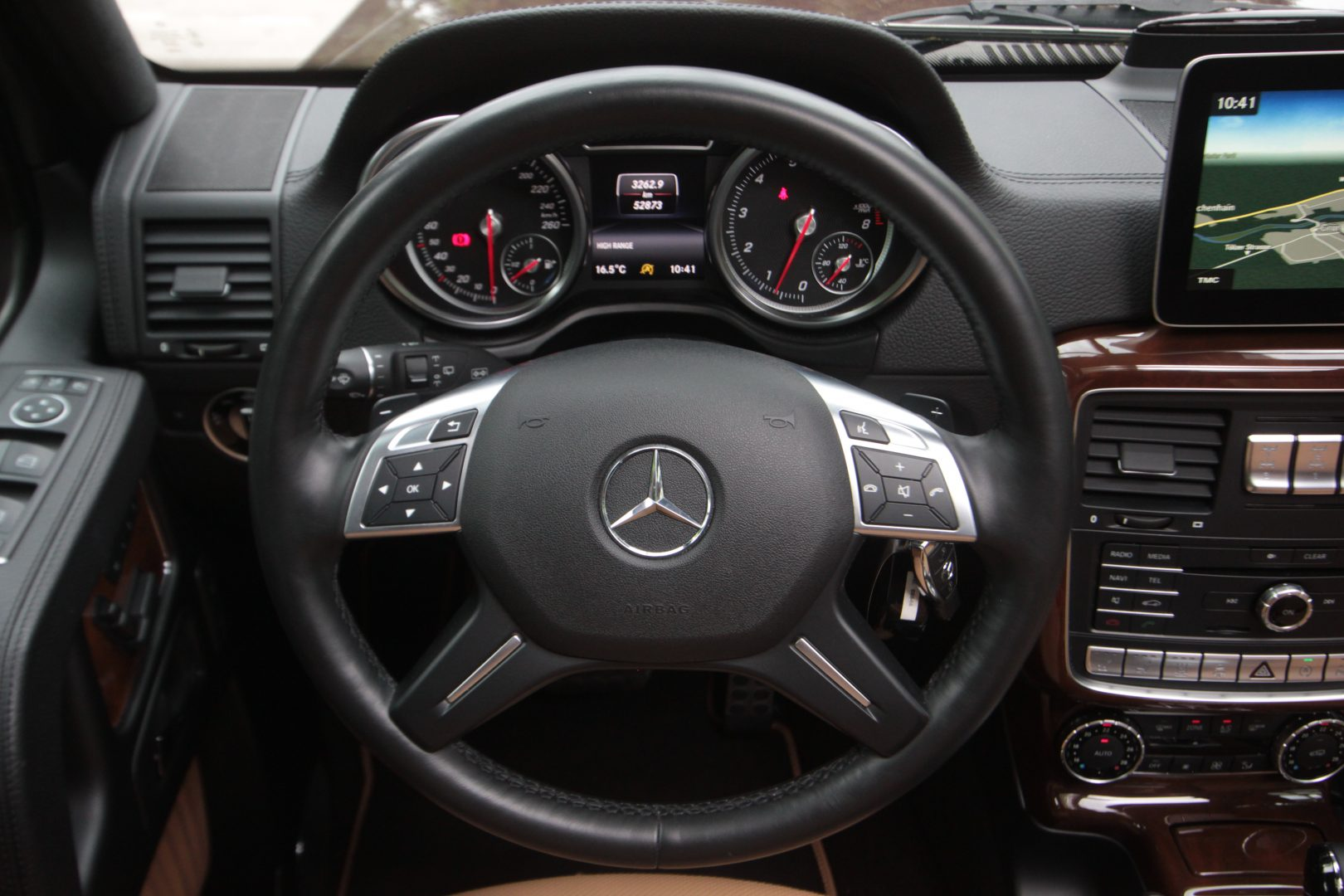 AIL Mercedes-Benz G 500 Exklusiv-Paket 7