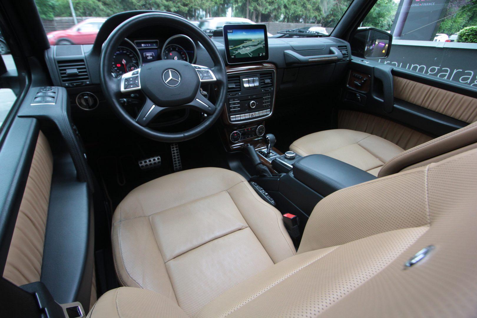 AIL Mercedes-Benz G 500 Exklusiv-Paket 11