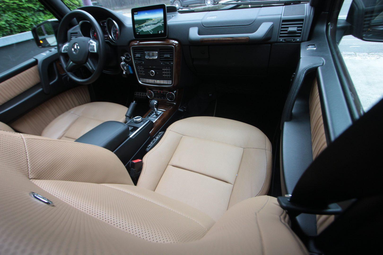 AIL Mercedes-Benz G 500 Exklusiv-Paket 3