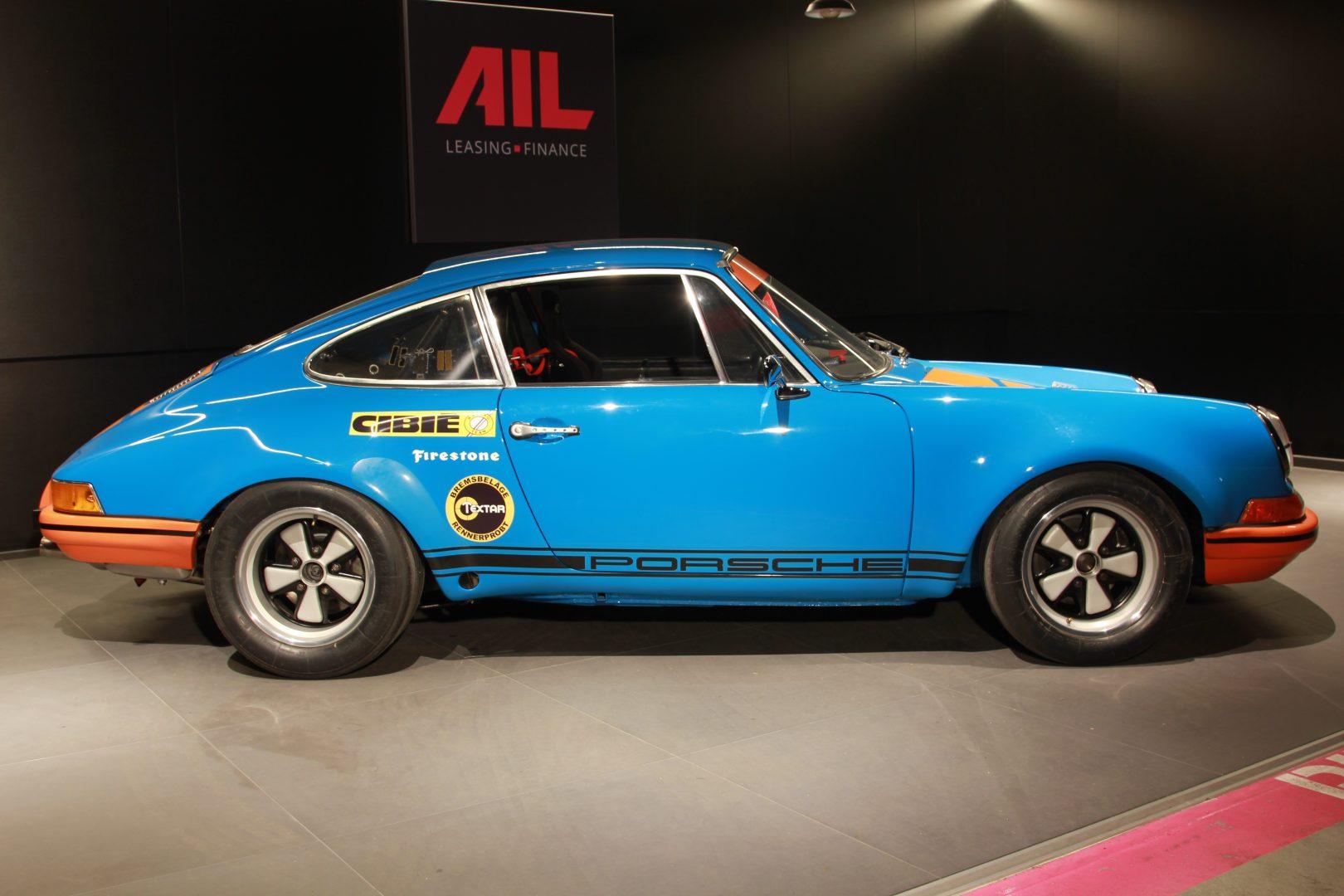 AIL Porsche 911 2.3 ST Rennfahrzeug 4