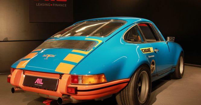AIL Porsche 911 2.3 ST Rennfahrzeug