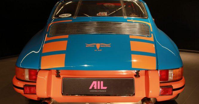 AIL Porsche 911 2.3 ST Rennfahrzeug hinten