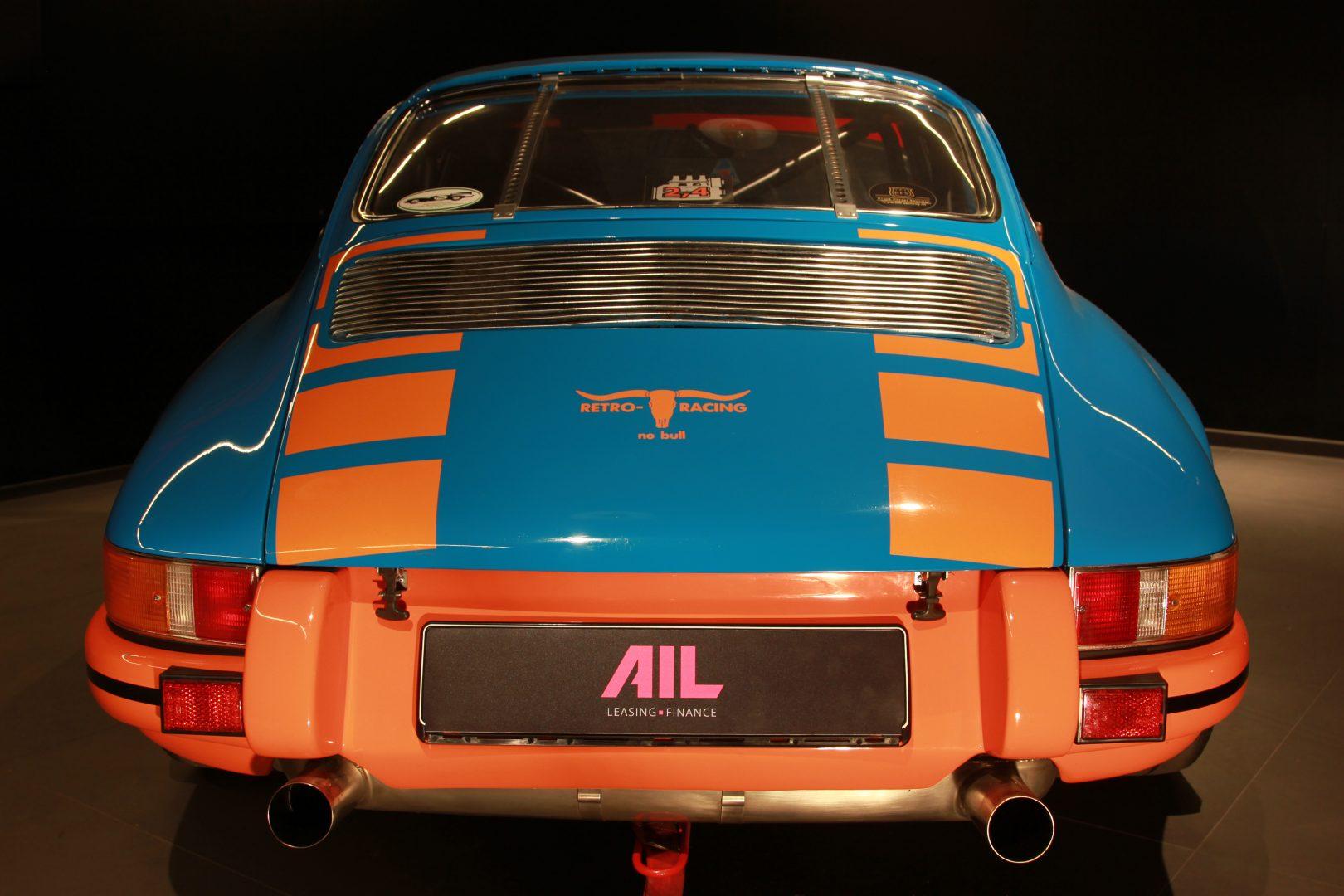 AIL Porsche 911 2.3 ST Rennfahrzeug 7