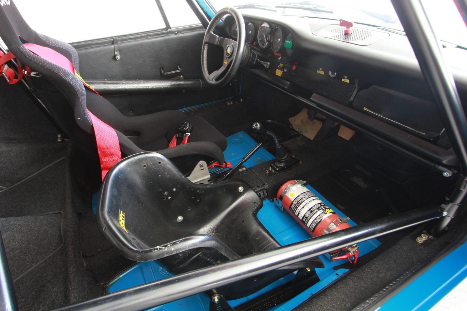 AIL Porsche 911 2.3 ST Rennfahrzeug 8