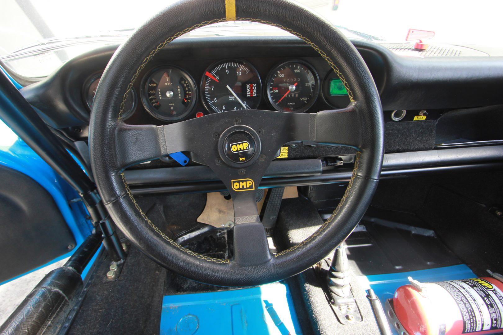 AIL Porsche 911 2.3 ST Rennfahrzeug 10