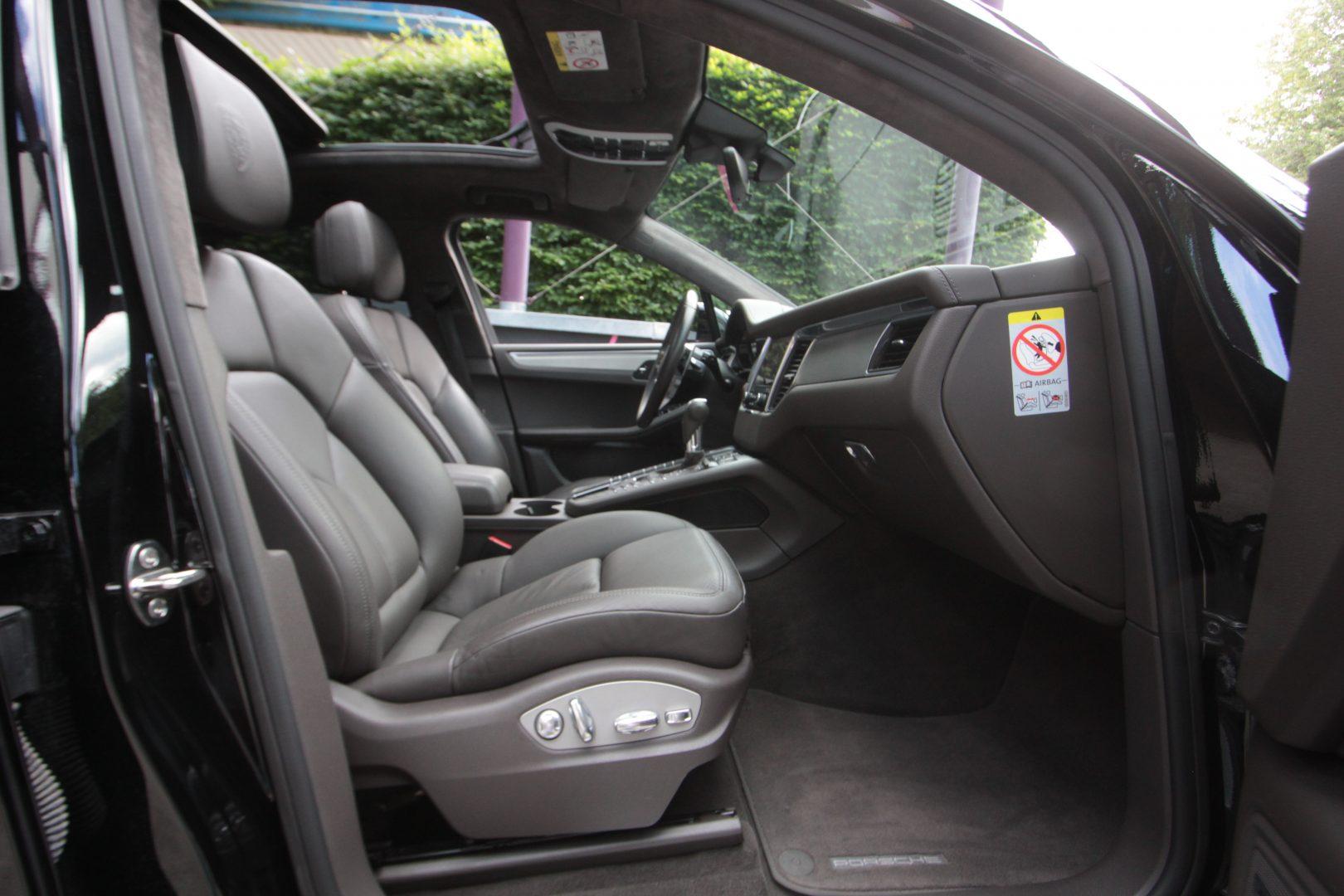 AIL Porsche Macan Turbo 2