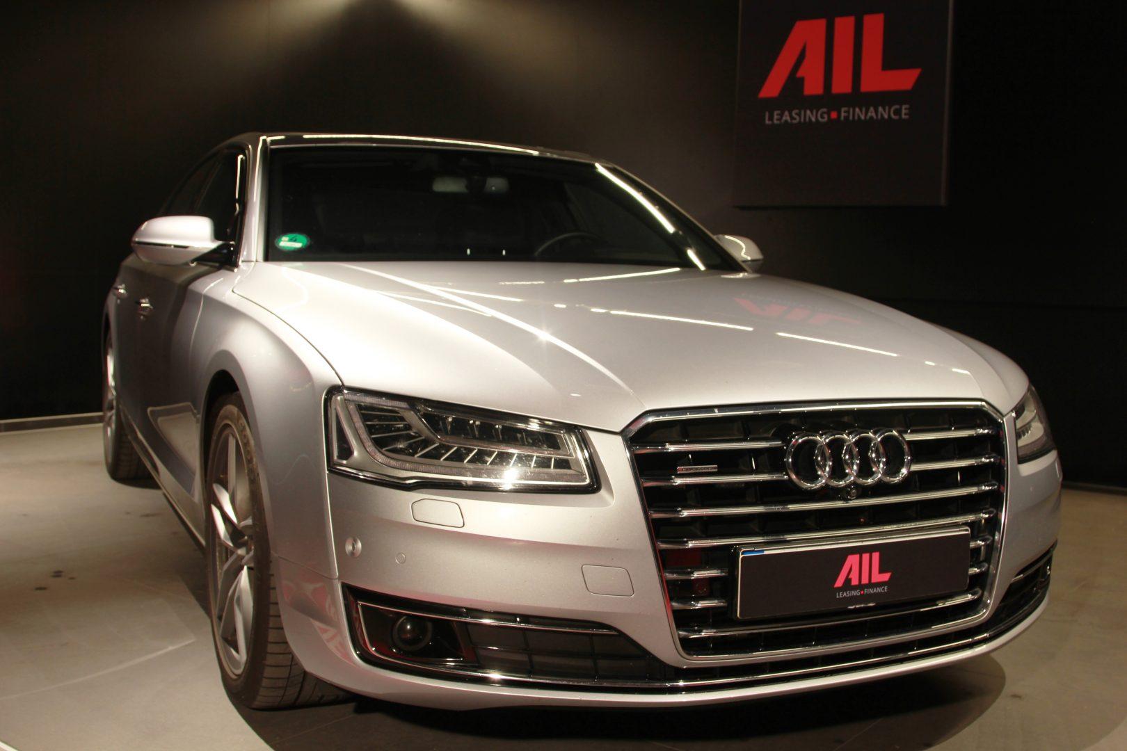 AIL Audi A8 3.0 TDI DAB Bose  3