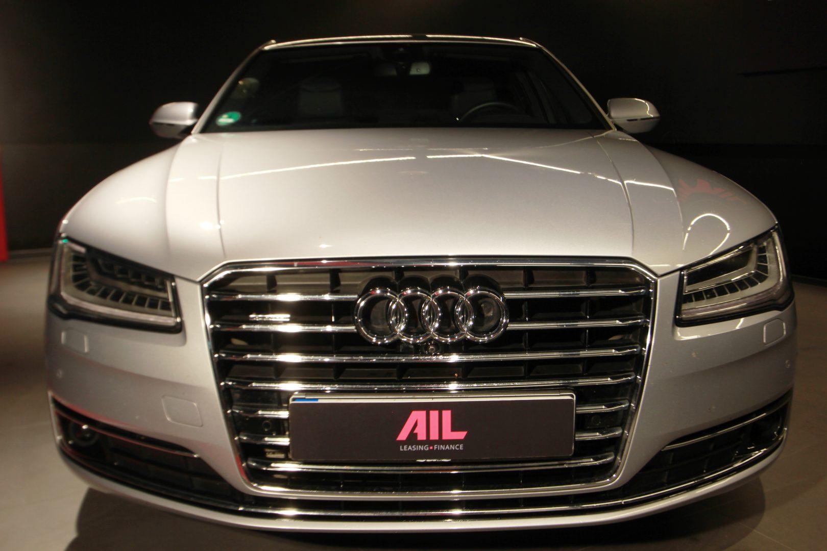 AIL Audi A8 3.0 TDI DAB Bose  9
