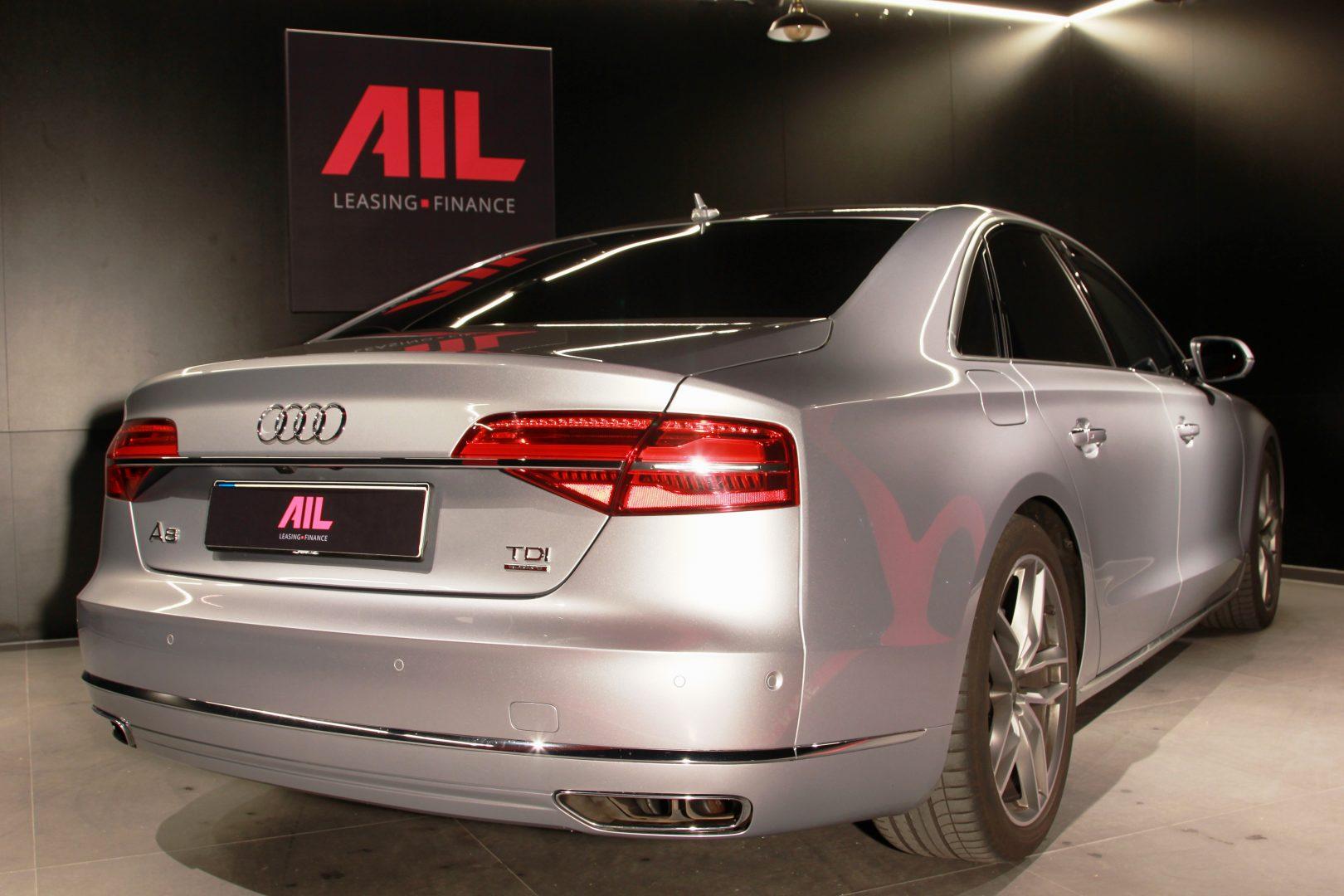 AIL Audi A8 3.0 TDI DAB Bose  5